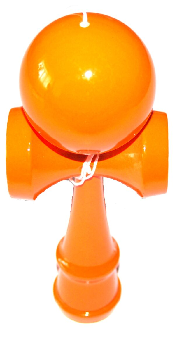 Kendama Full Painted, Special Edition, lemn, 18 cm